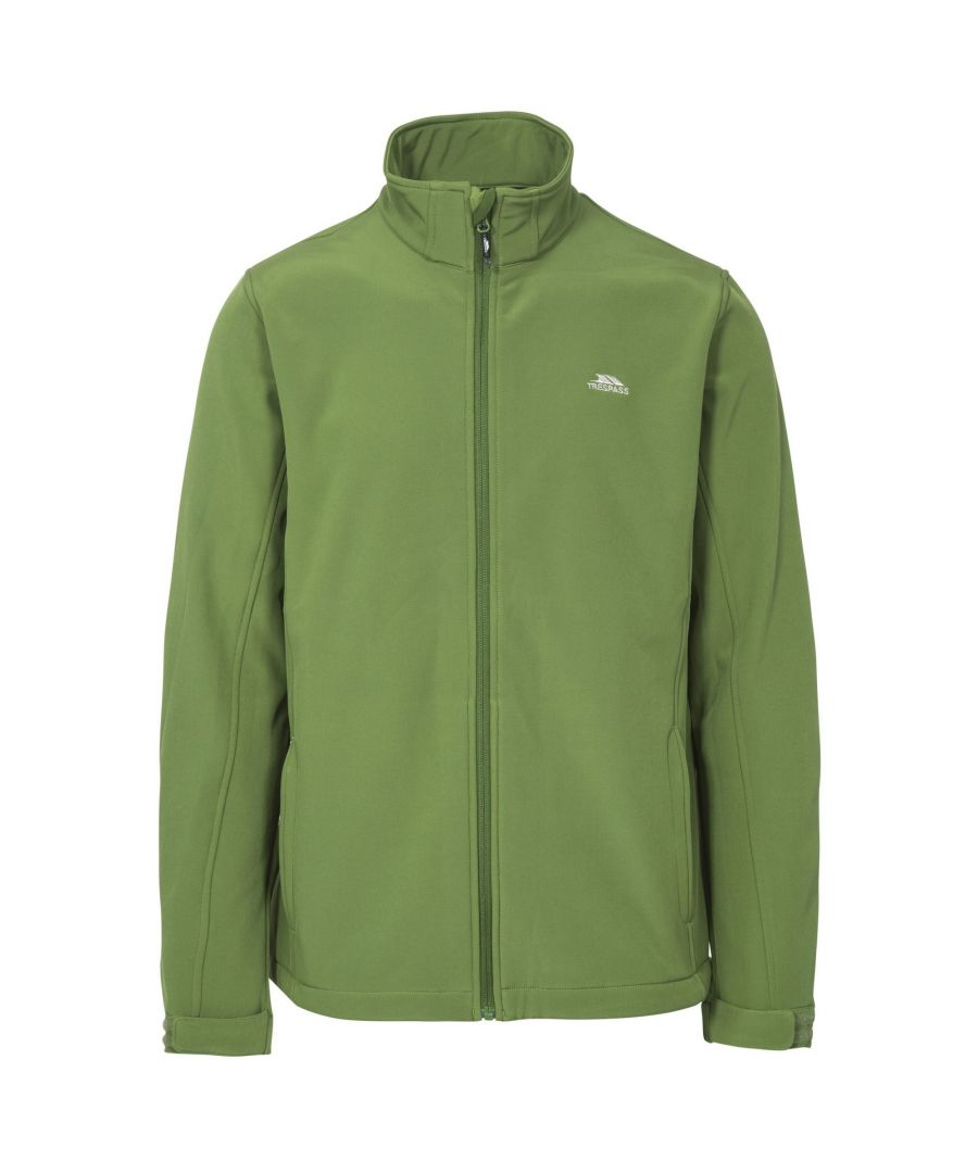 Image for Trespass Mens Vander Softshell Jacket
