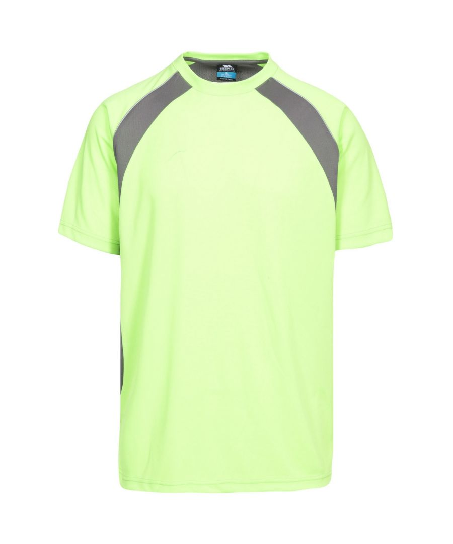 Image for Trespass Mens Devan Short Sleeve Active T-Shirt