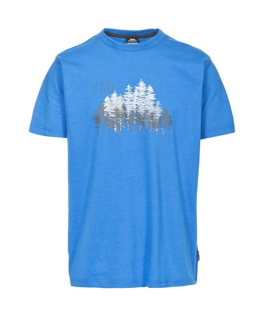 Image for Trespass Mens Router Short Sleeve T-Shirt