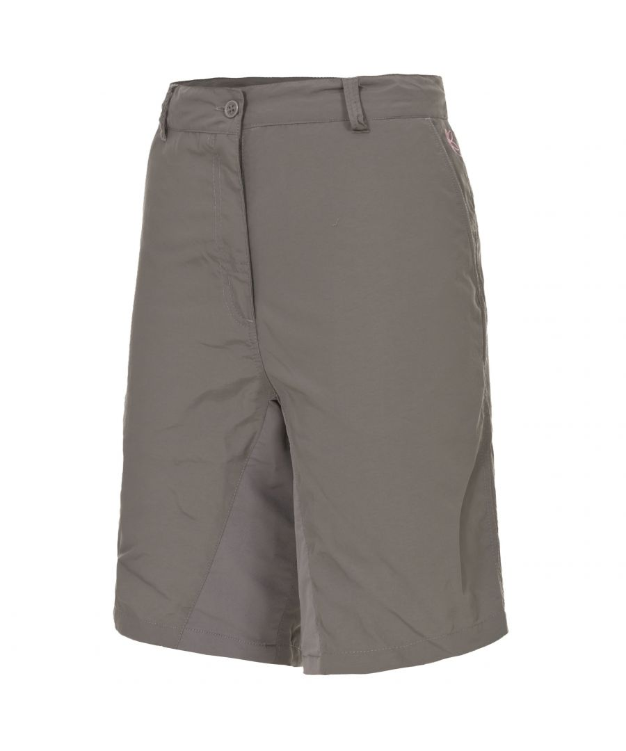 Image for Trespass Womens/Ladies Hashtag Outdoor Shorts