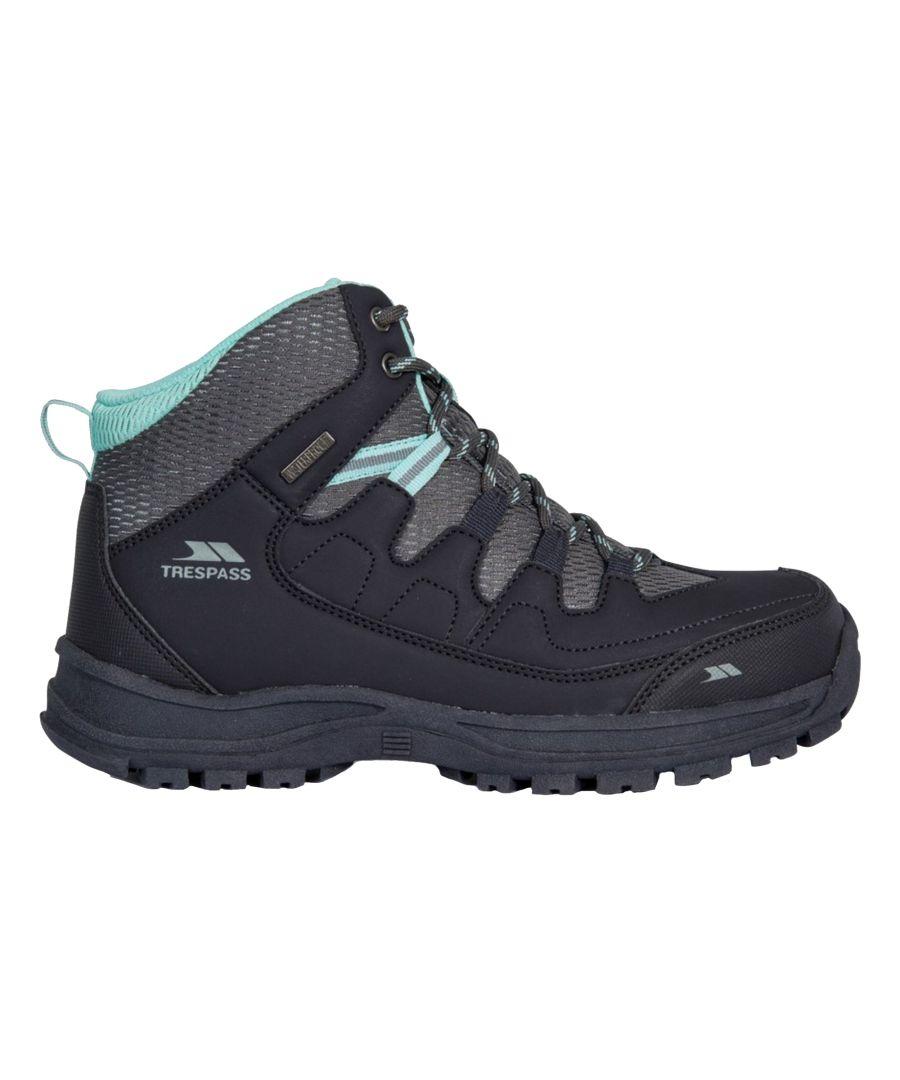 Image for Trespass Womens/Ladies Mitzi Waterproof Walking Boots