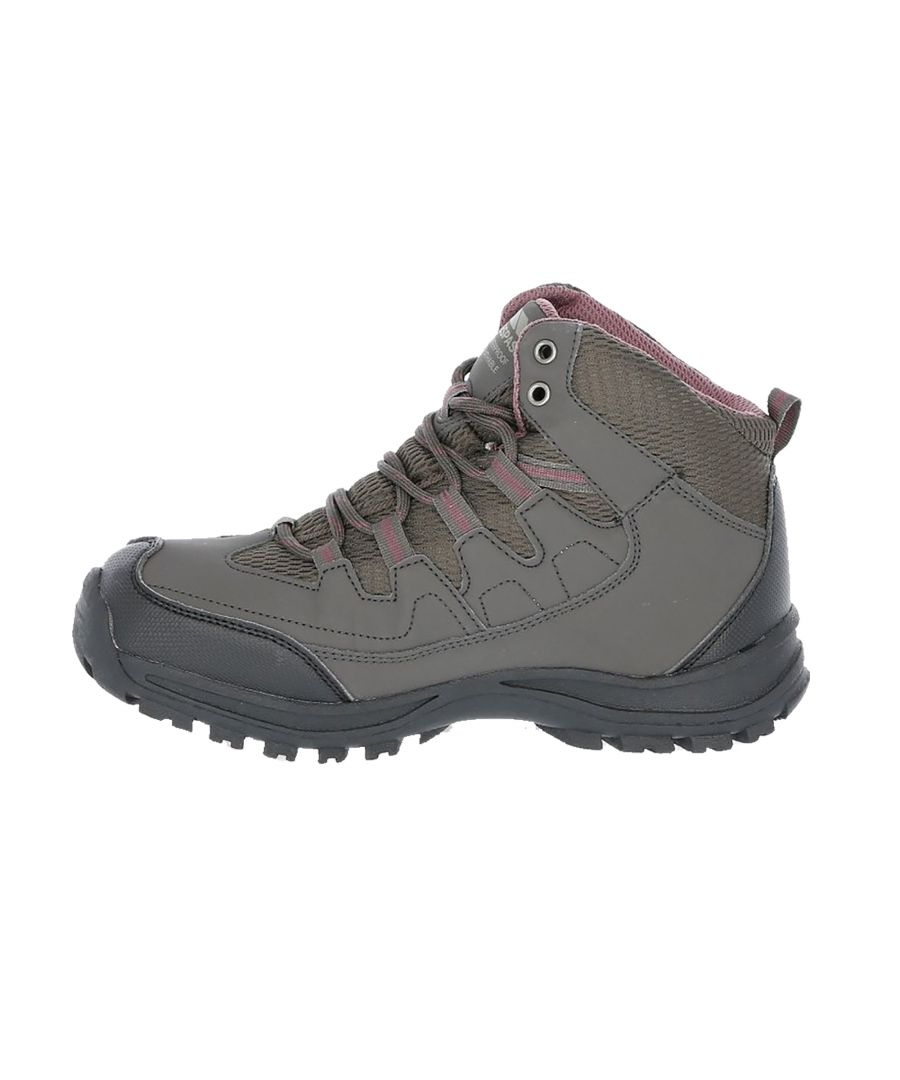 Image for Trespass Womens/Ladies Mitzi Waterproof Walking Boots