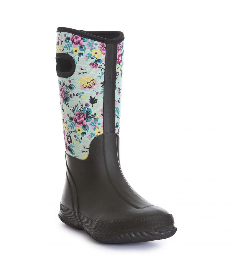 Image for Trespass Womens/Ladies Geraldine Waterproof Wellington Boots