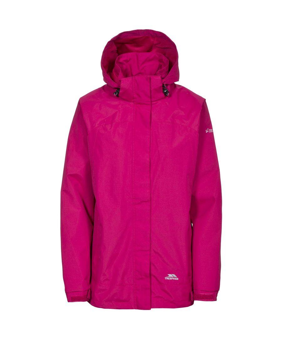 Image for Trespass Women's Nasu II Waterproof Shell Jacket