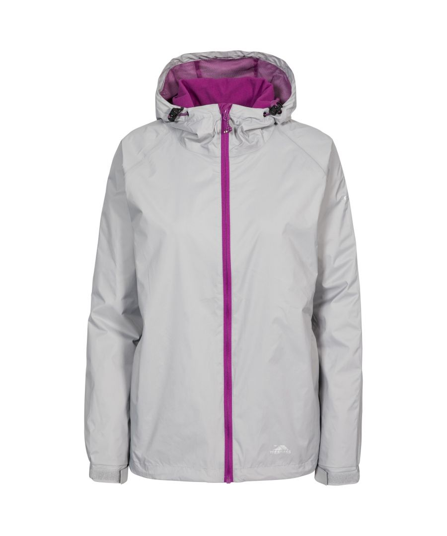Image for Trespass Womens/Ladies Tayah II Waterproof Shell Jacket