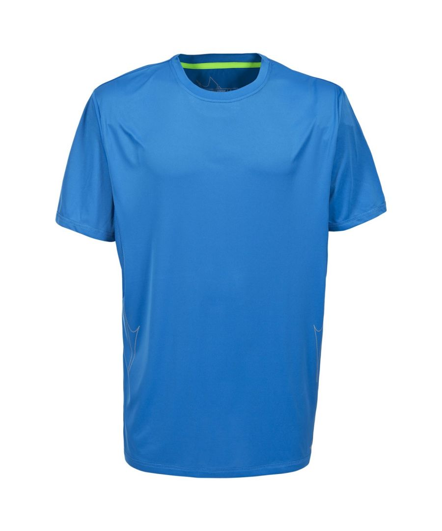 Image for Trespass Mens Uri Short Sleeve Sports T-Shirt
