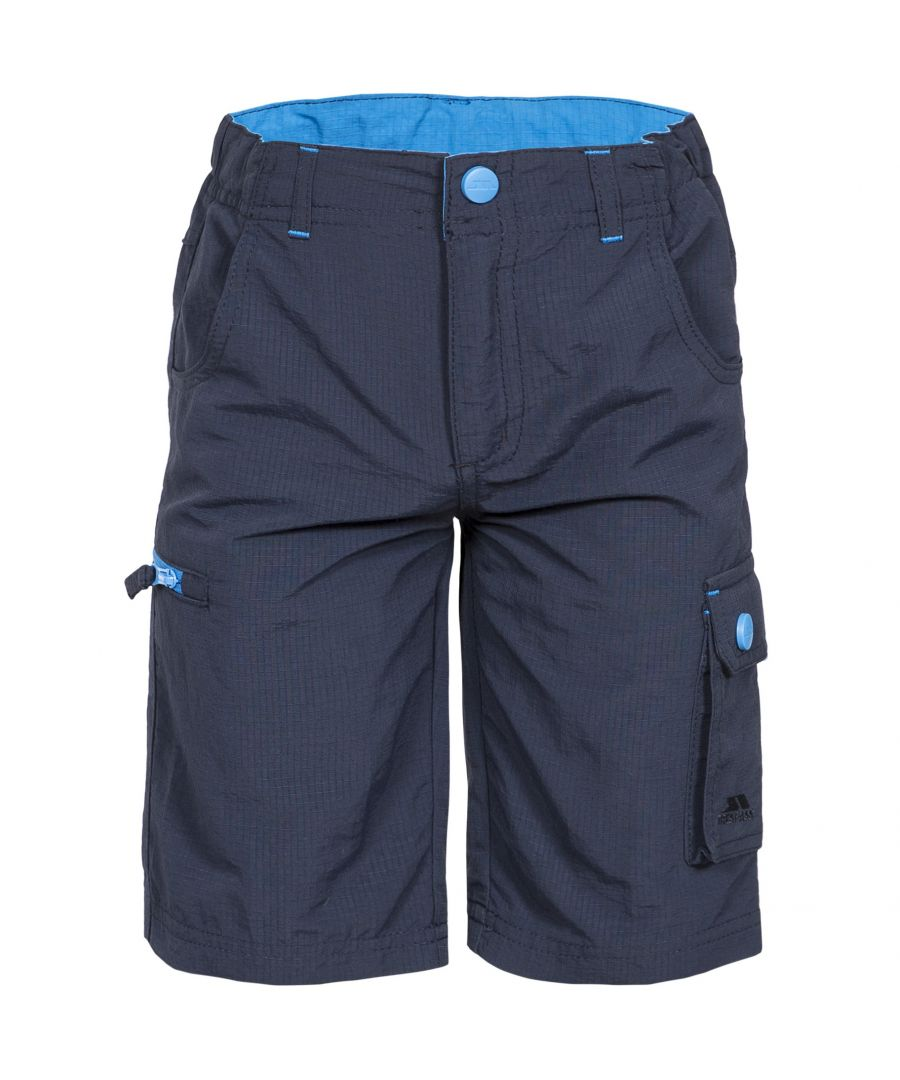 Image for Trespass Childrens Boys Marty Cargo Shorts