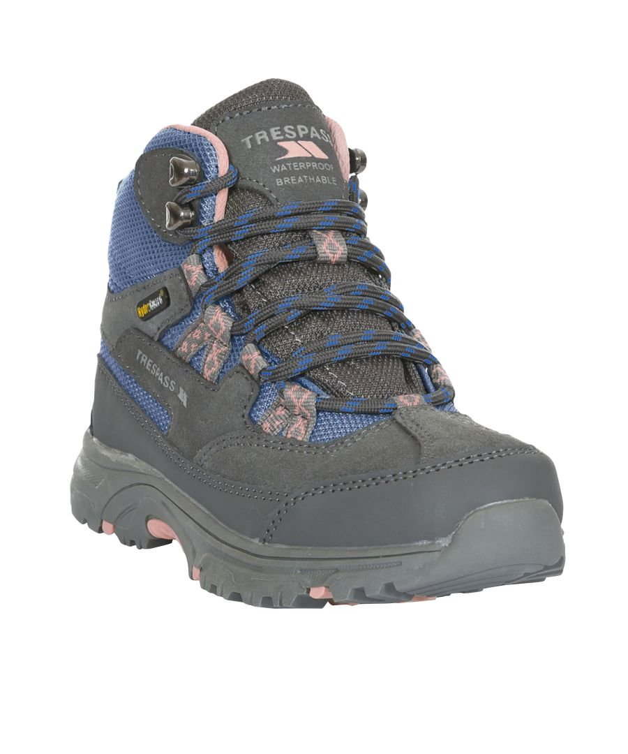 Image for Trespass Childrens/Kids Cumberbatch Waterproof Walking Boots