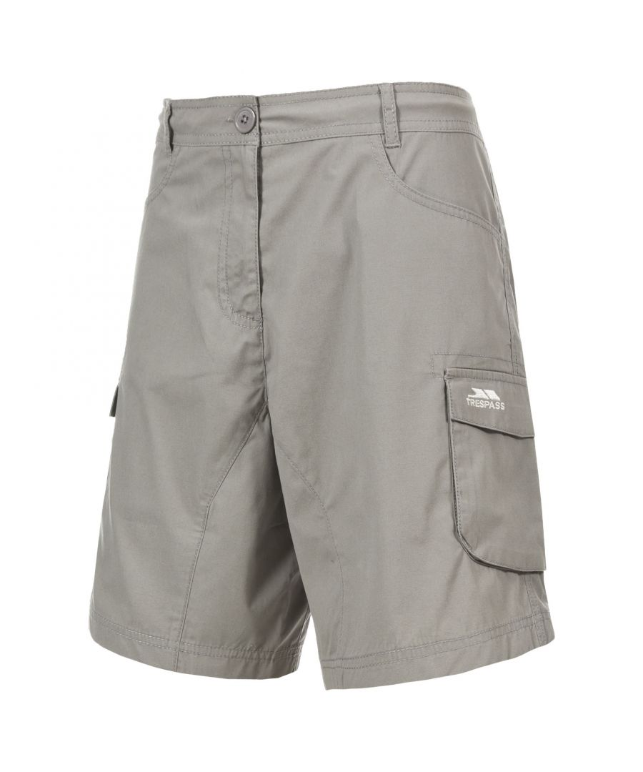 Image for Trespass Womens/Ladies Nova Travel Shorts