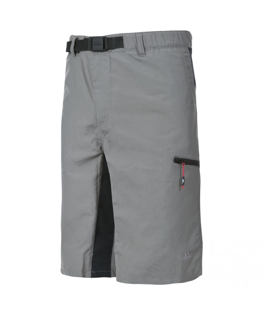 Image for Trespass Mens Lipeck Travel Shorts