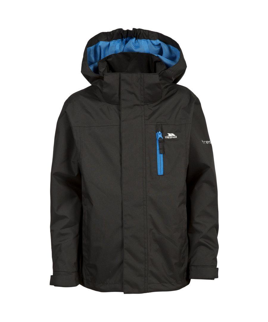 Image for Trespass Childrens/Kids Galleys Waterproof Jacket
