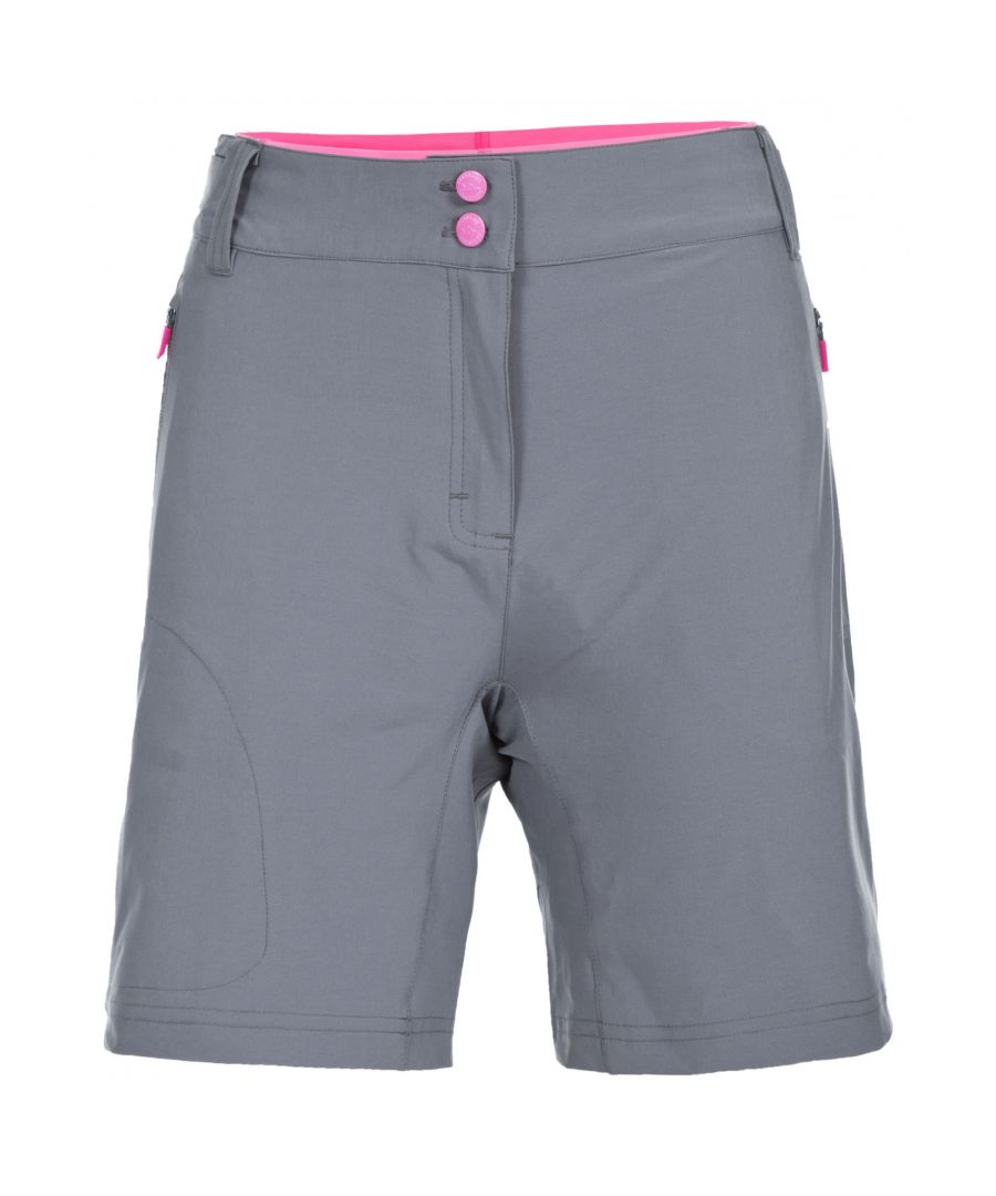 Image for Trespass Womens/Ladies Edgar Cycling Shorts
