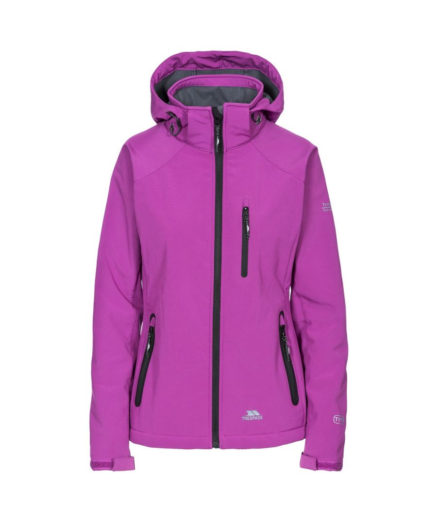 Image for Trespass Womens/Ladies Bela II Waterproof Softshell Jacket