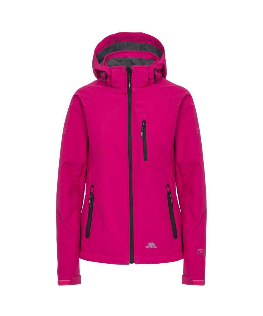 Image for Trespass Womens/Ladies Bela II Waterproof Softshell Jacket