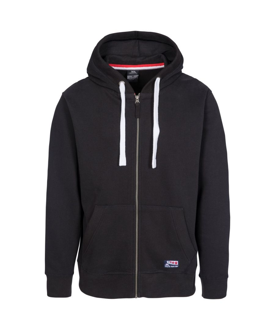 Image for Trespass Mens Wreath Full Zip Hoodie