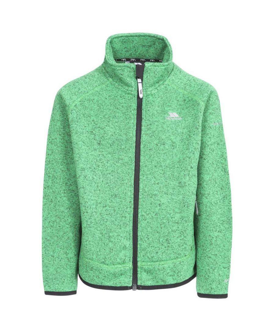Image for Trespass Childrens Boys Mario Full Zip Fleece Jacket