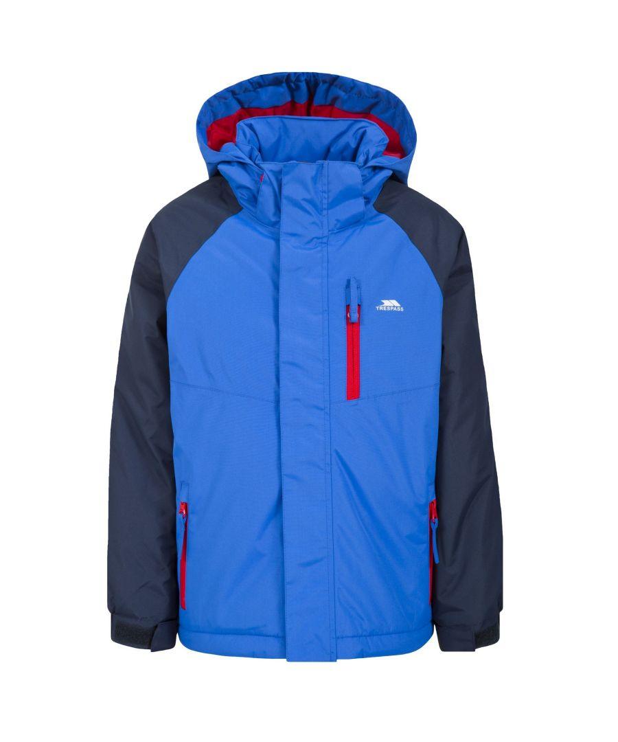 Image for Trespass Childrens Boys Lomont Waterproof Jacket