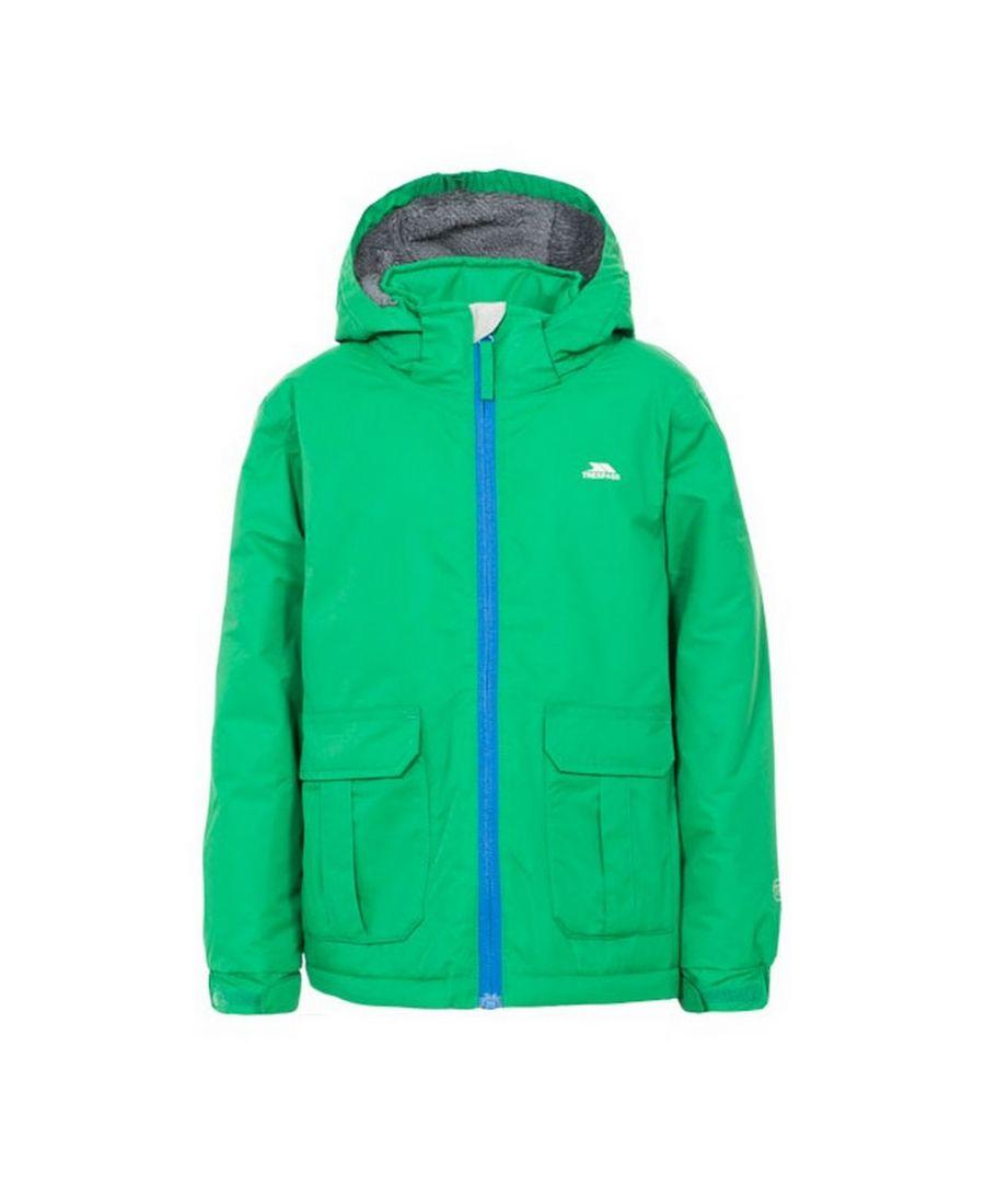 Image for Trespass Childrens Boys Flemington Waterproof Jacket