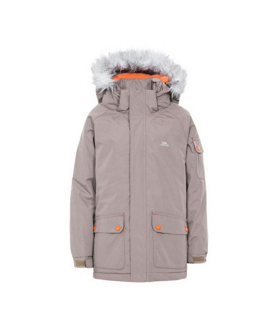 Image for Trespass Childrens Boys Holsey Waterproof Parka Jacket