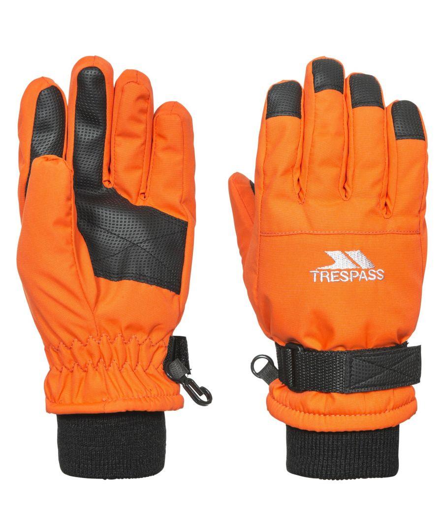 Image for Trespass Childrens/Kids Ruri II Winter Ski Gloves