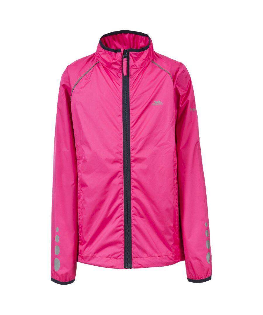 Image for Trespass Girls Paceline Waterproof Active Jacket