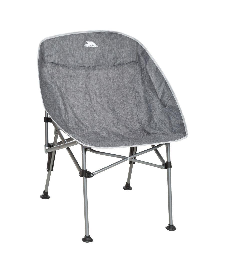 Image for Trespass Kosmos Camping Moon Chair