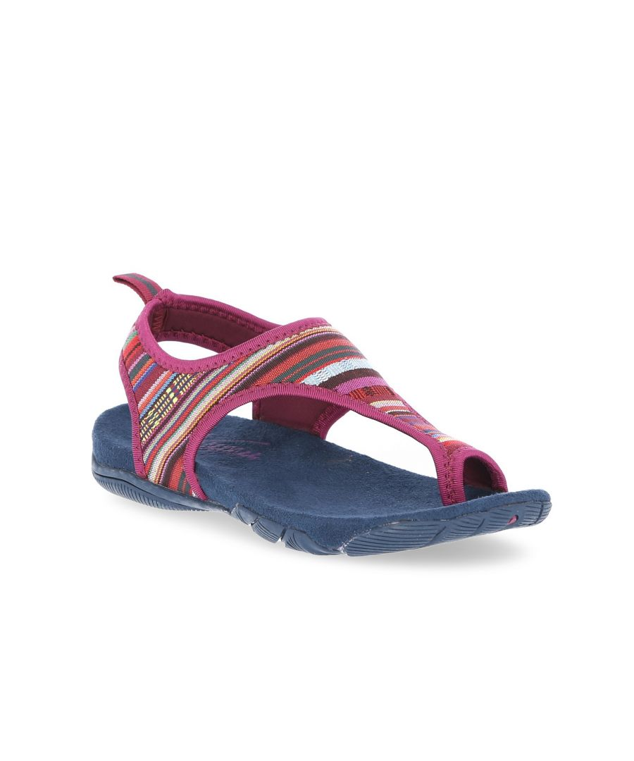 Image for Trespass Womens/Ladies Beachie Sandals