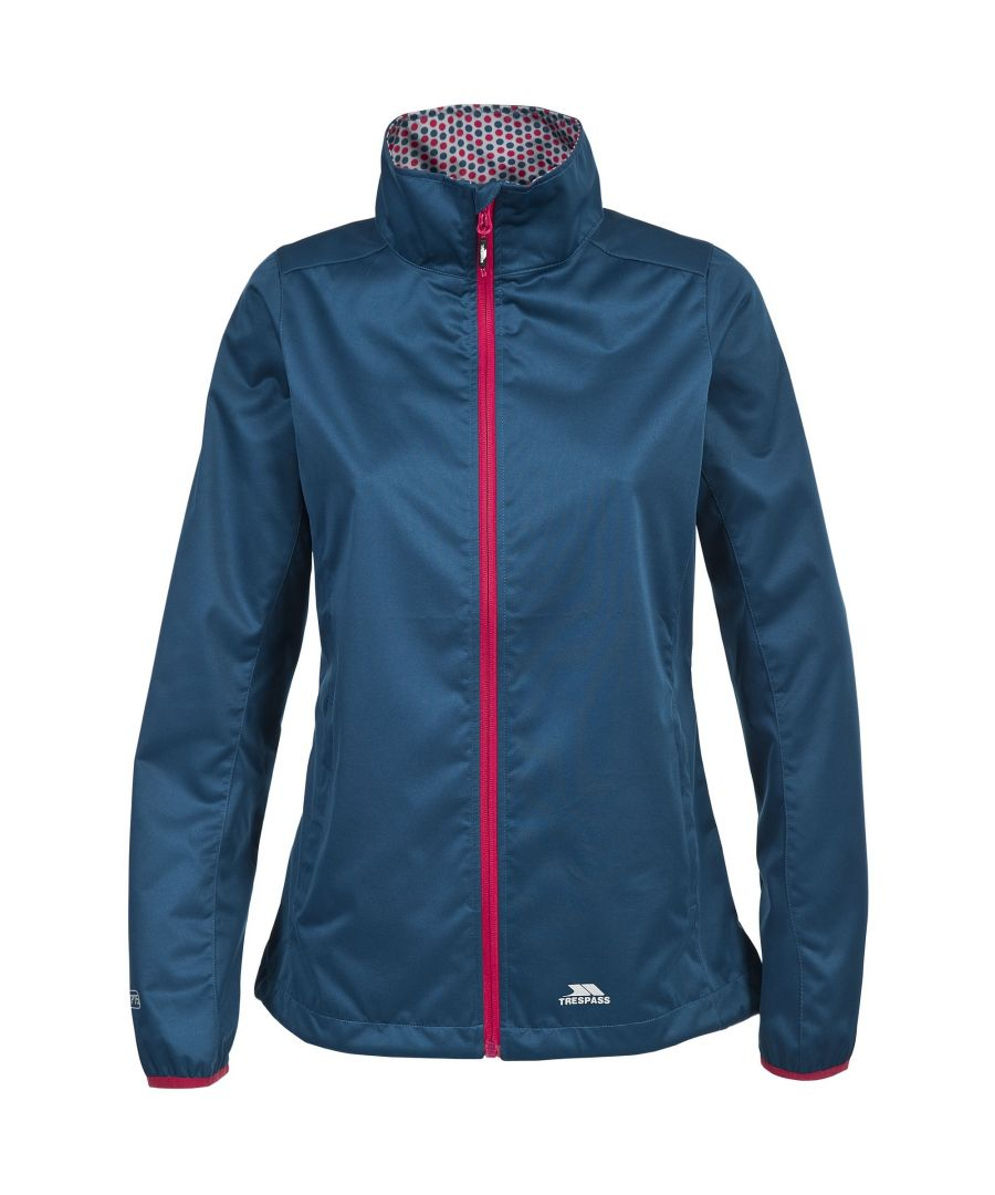 Image for Trespass Womens/Ladies Frieda Waterproof Softshell Jacket