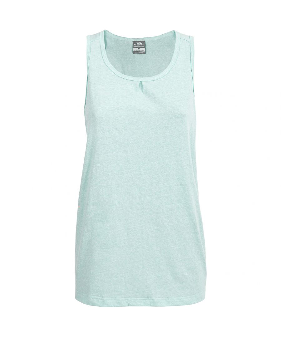 Image for Trespass Womens/Ladies Caldera Sleeveless Vest Top