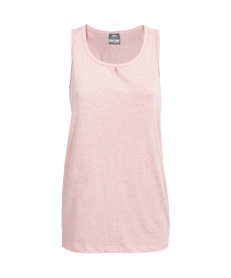 Image for Trespass Womens/Ladies Caldera Sleeveless Vest Top