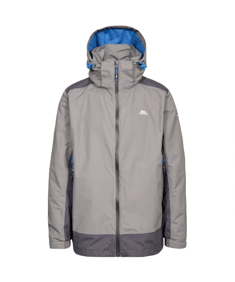 Image for Trespass Mens Judah Waterproof Jacket