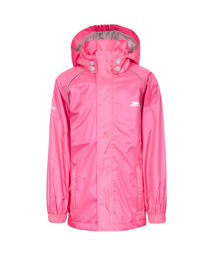 Image for Trespass Girls Neely II Waterproof Jacket