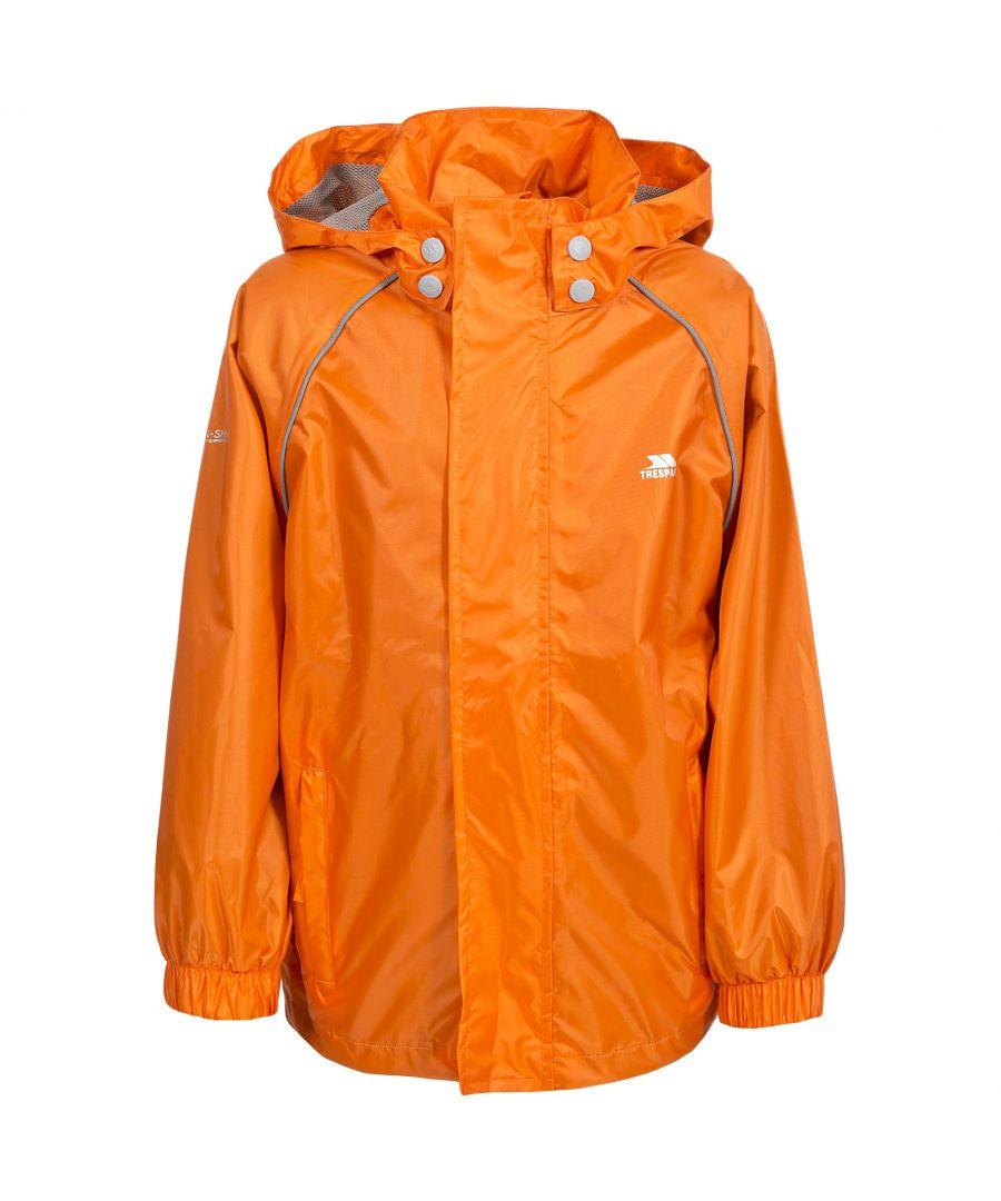 Image for Trespass Childrens/Kids Neely II Waterproof Jacket