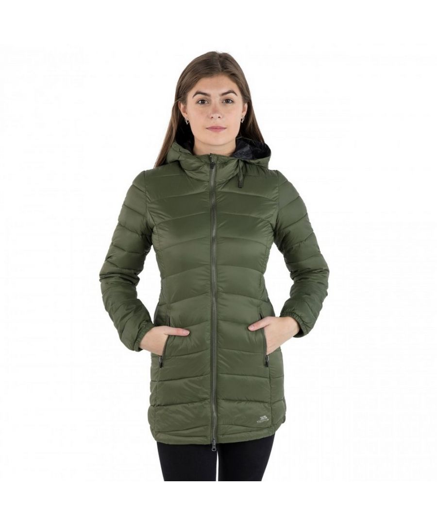 Image for Trespass Womens/Ladies Ruin Padded Casual Jacket