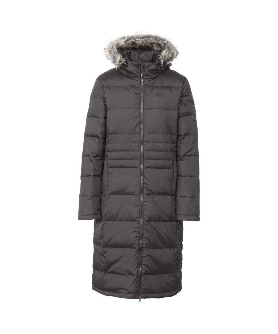 Image for Trespass Womens/Ladies Phyllis Parka Down Jacket