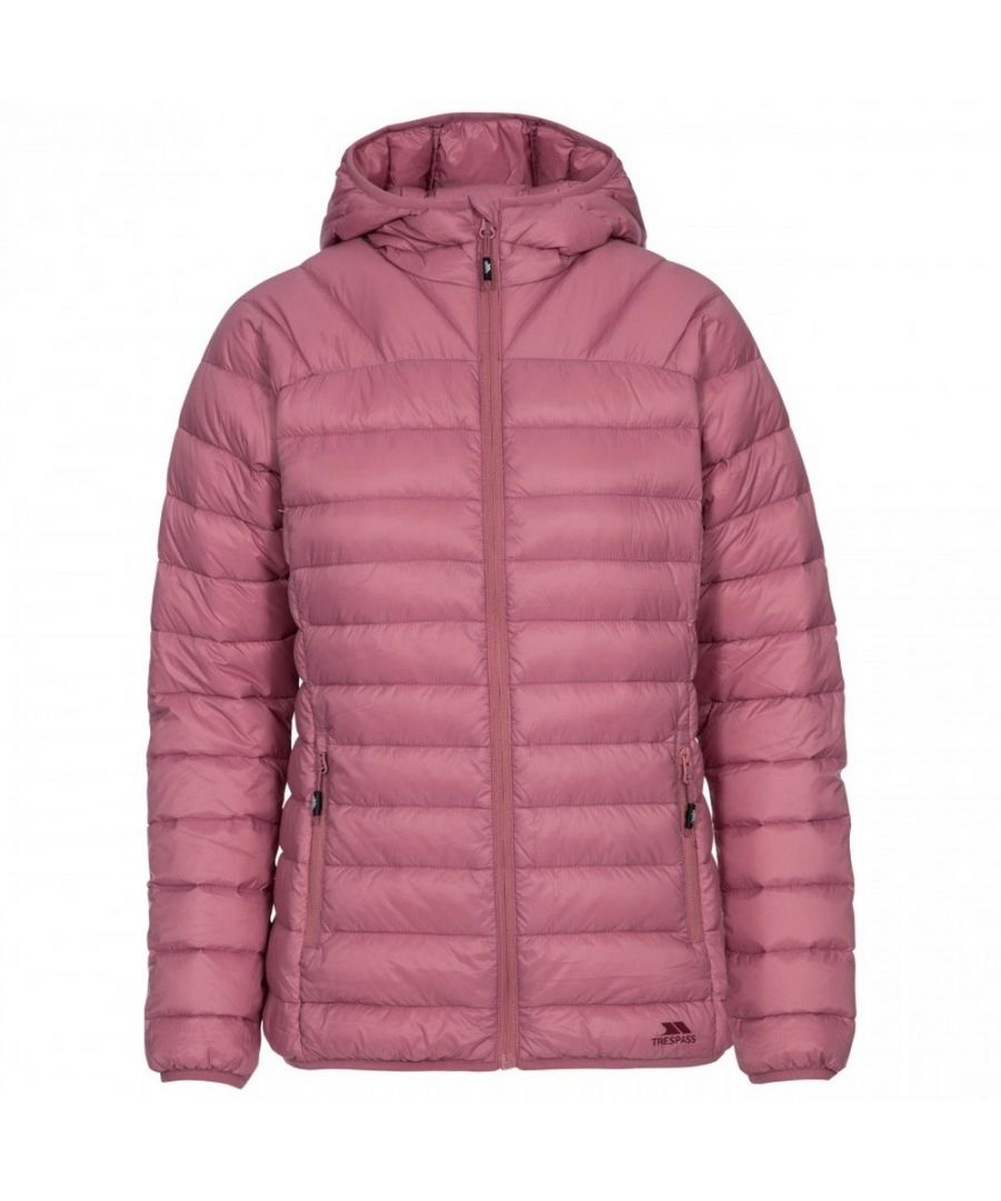 Image for Trespass Womens/Ladies Trisha Packaway Down Jacket