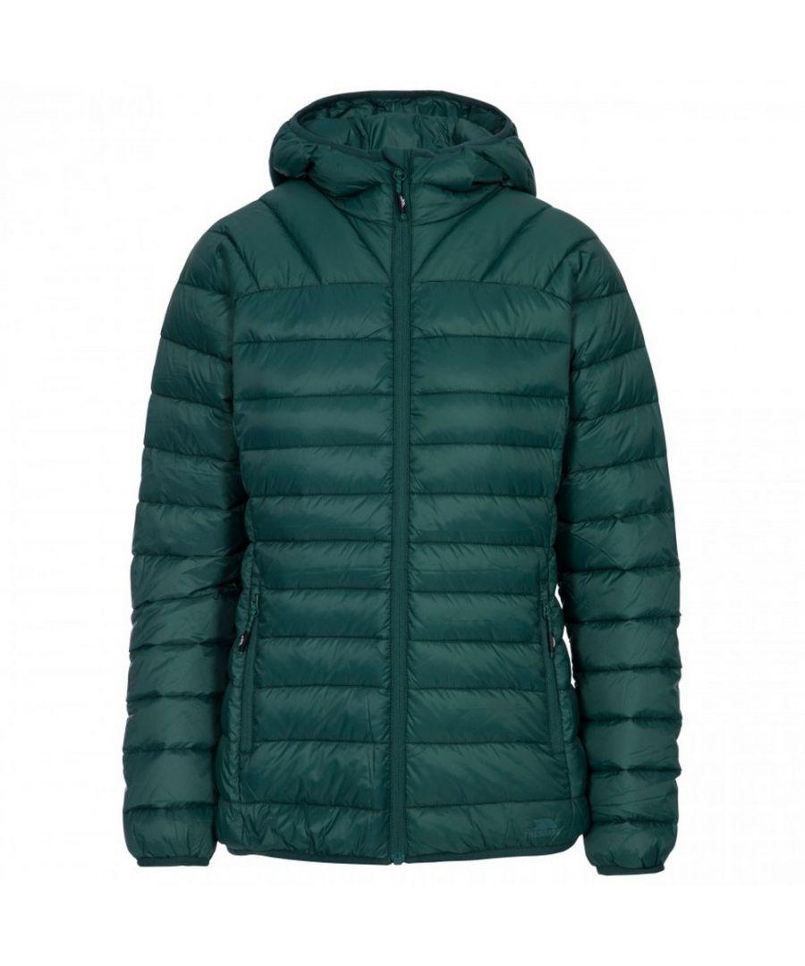Image for Trespass Womens/Ladies Trisha Packaway Down Jacket