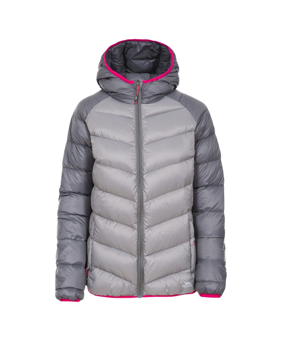 Image for Trespass Womens/Ladies Kirstin Down Jacket