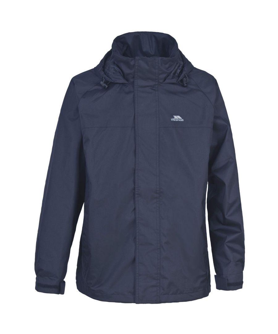 Image for Trespass Childrens Boys Nabro Waterproof Jacket