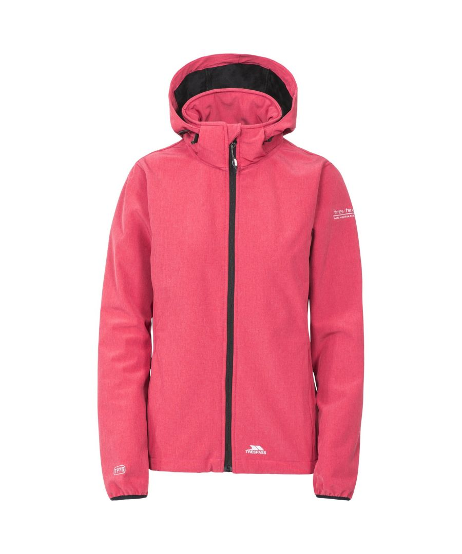 Image for Trespass Womens/Ladies Ramona Waterproof Softshell Jacket