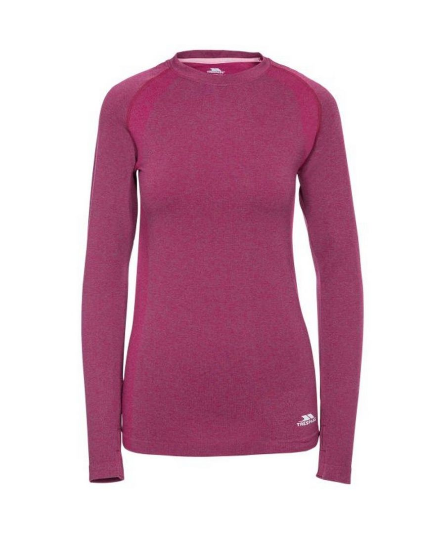 Image for Trespass Womens/Ladies Welina Long Sleeve Active Top