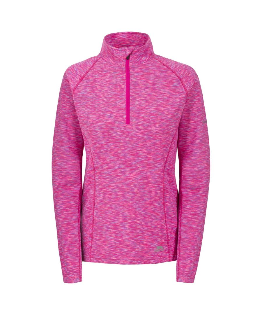 Image for Trespass Womens/Ladies Olina Long Sleeve Active Top