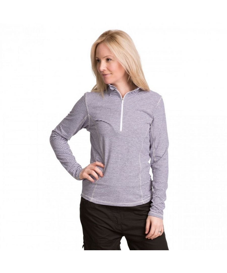 Image for Trespass Womens/Ladies Overjoy Long Sleeve Active Top