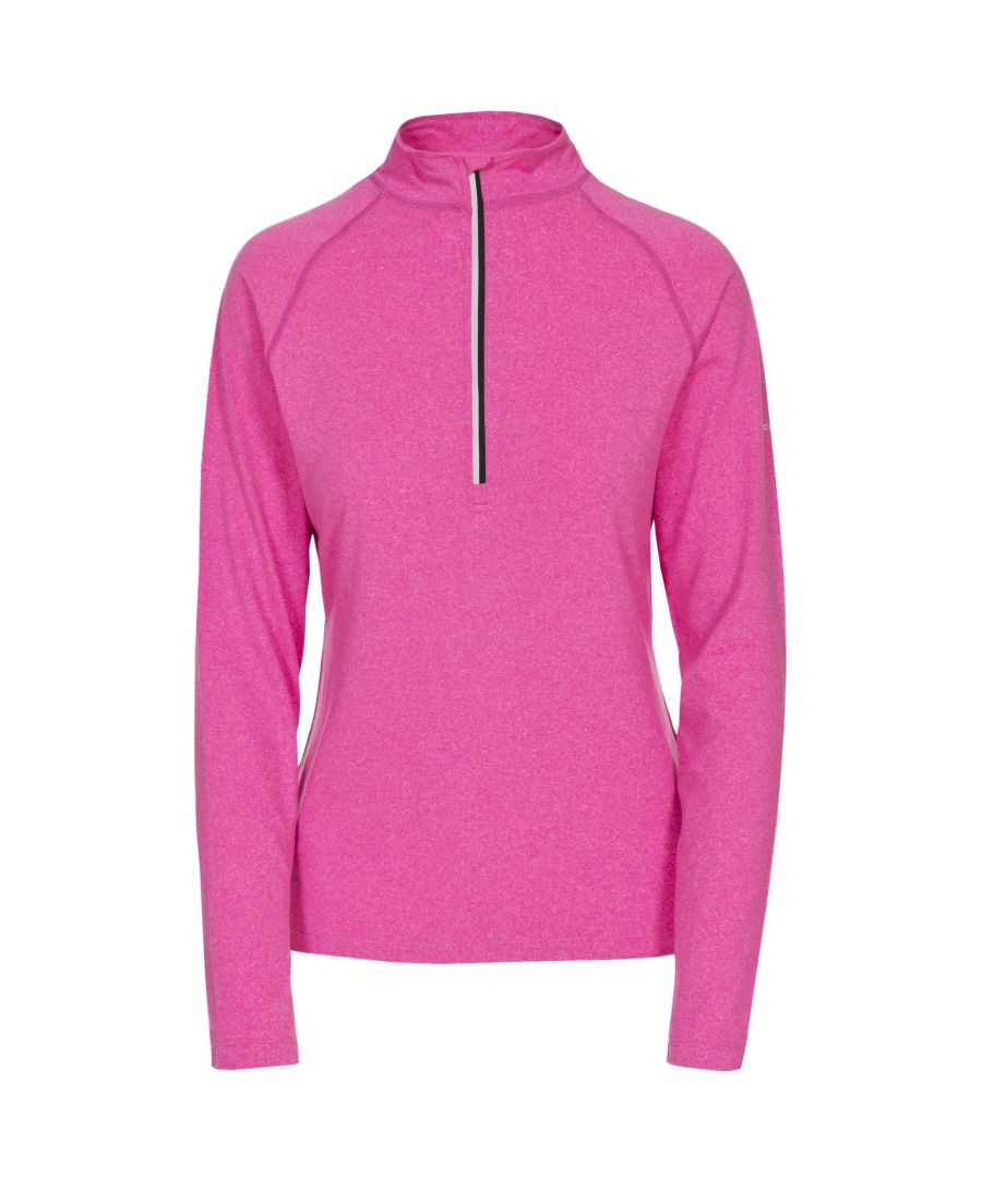 Image for Trespass Womens/Ladies Rado Long Sleeve Active Top