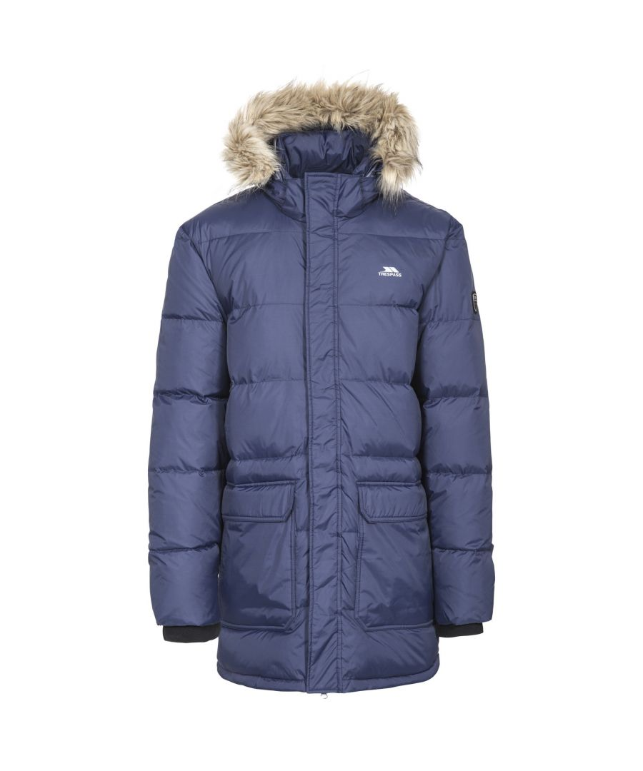 Image for Trespass Mens Baird Padded Down Jacket
