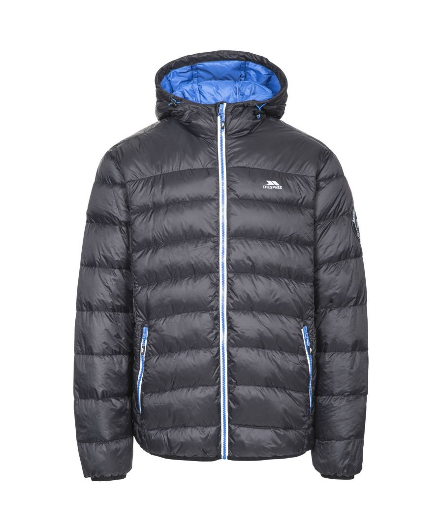 Image for Trespass Mens Whitman Packaway Down Jacket