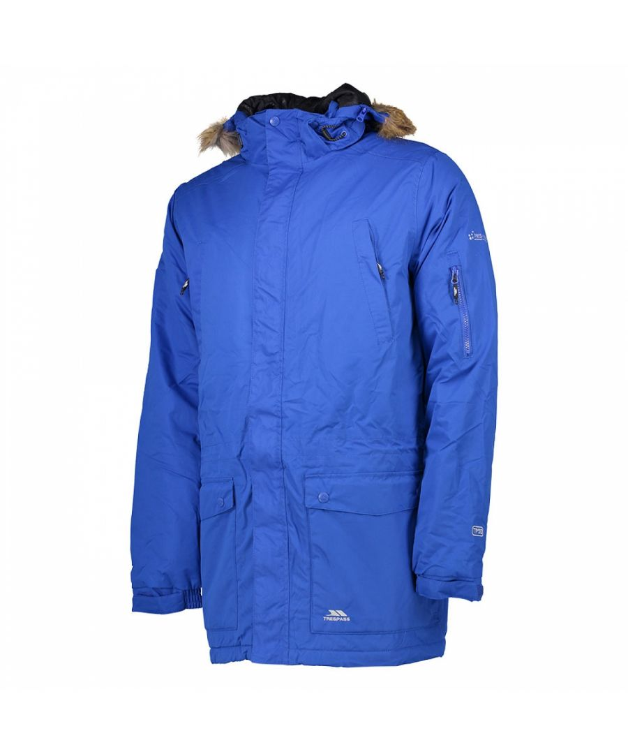Image for Trespass Mens Jaydin Waterproof Jacket