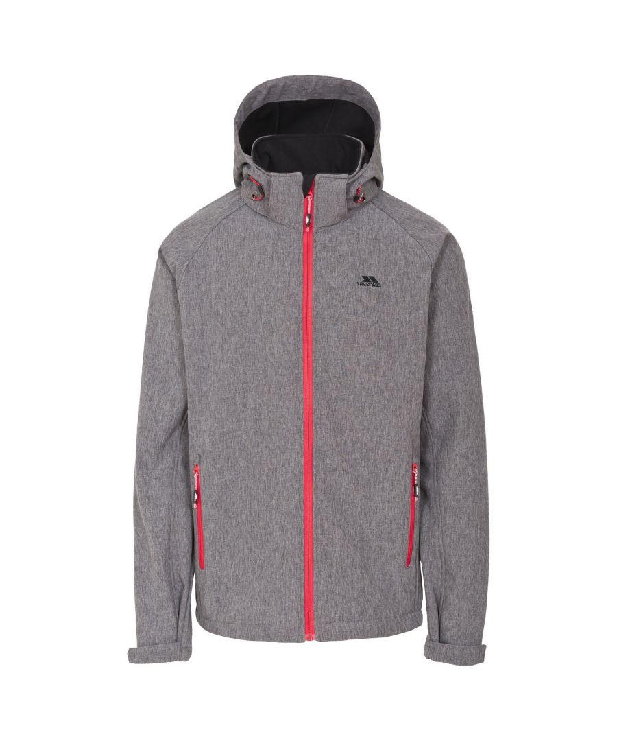 Image for Trespass Mens Rafi Waterproof Softshell Jacket