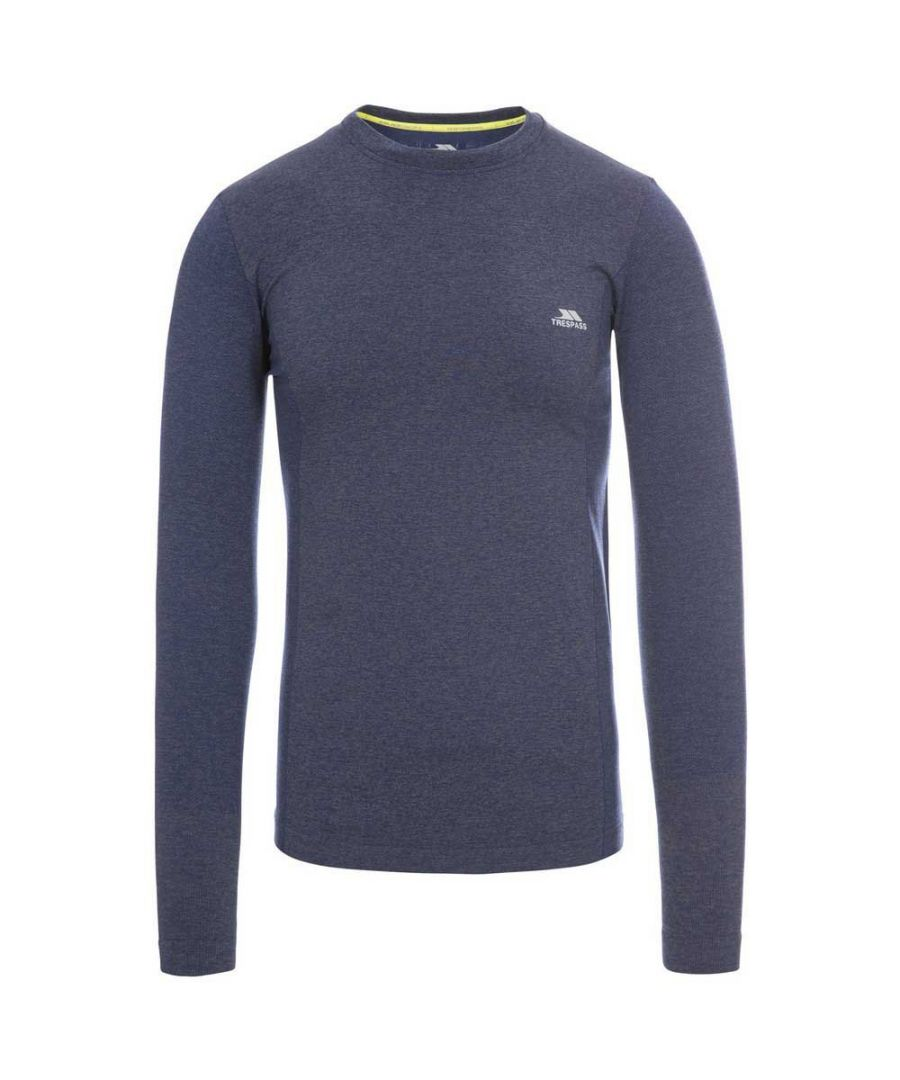 Image for Trespass Mens Timo Long Sleeve Active Top