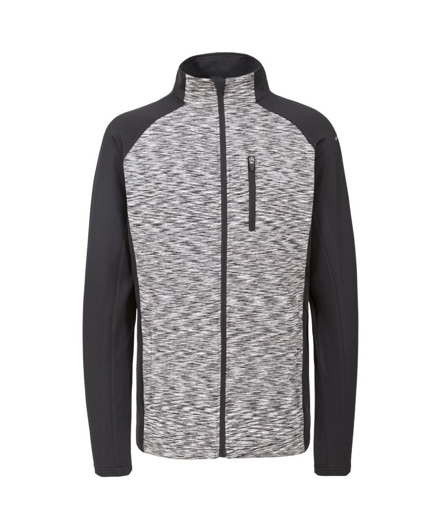 Image for Trespass Mens Ferris Full Zip Active Top